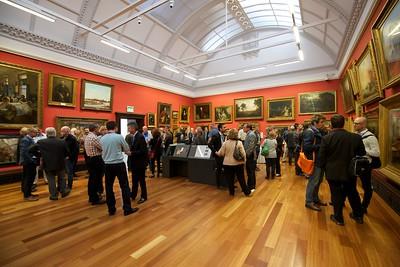 EUNIS 21st Congress Dundee 2015, McManus Galleries