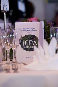 ICPA 2014, Dinner at Malmaison Dundee