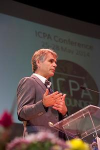 ICPA 2014, Speaker Presentation