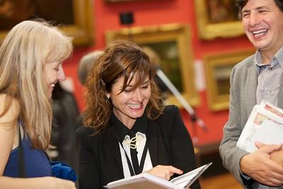IMPACT 8 2013, Delegates at Civic Reception, McManus Galleries