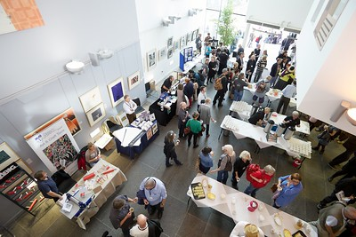 IMPACT 8 2013, Exhibition & Catering, Dalhousie Building, University of Dundee