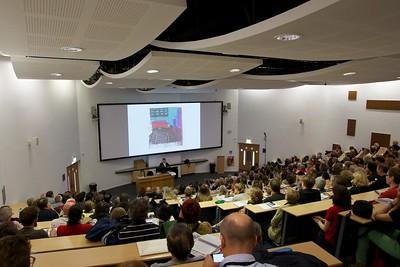 IMPACT 8 2013, Delegates, Dalhousie Building, University of Dundee