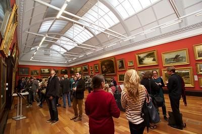 IMPACT 8 2013, Civic Reception, McManus Galleries