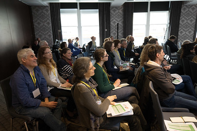 IOBC/WPRS 2017 - Delegates in Conference, Malmaison Dundee