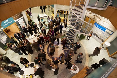 isamDUNDEE2015 Congress - Civic Reception at Discovery Point