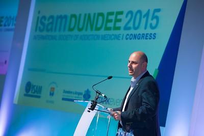 isamDUNDEE2015 Congress, Prof Alex Baldacchino, President