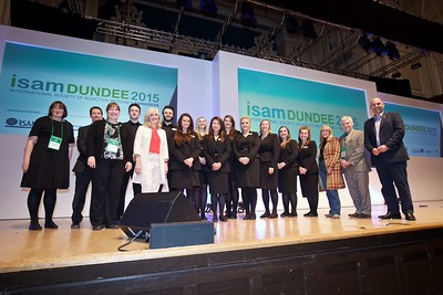 isamDUNDEE2015 Congress, Team Dundee