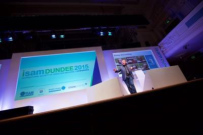 isamDUNDEE2015 Congress, Caird Hall, Dundee