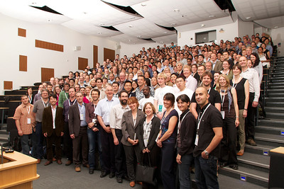 ISRR 2012, Delegates, Dalhousie Building, University of Dundee