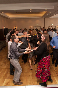 ISRR 2012, Ceilidh at Conference Dinner, Fairmont St Andrews