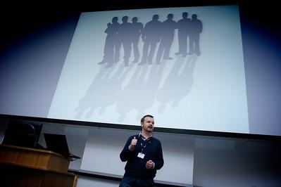 Neon 2009, Speaker Presentation