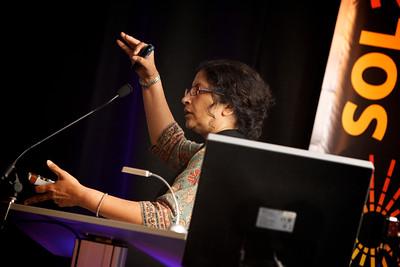 SOL2010, Speaker Presentation