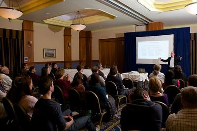 SVG 2015, Delegates at Carnoustie Golf Hotel & Spa