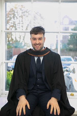 02/11/2018. Waterford Institute of Technology (WIT) Conferring Ceremonies 2018. Pictured is Tom Moloney Thurles. Picture: Patrick Browne