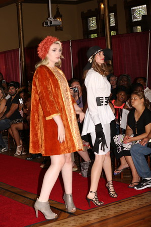 Confidence Is Everything Runway Show (Gg Collection's )