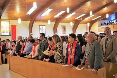 Sacrament of Confirmation 2018