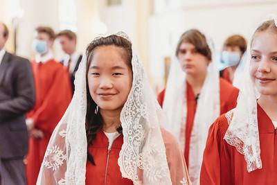 _NIK0512 St  Mary Confirmations FSSP 2021 Bishop Coffey