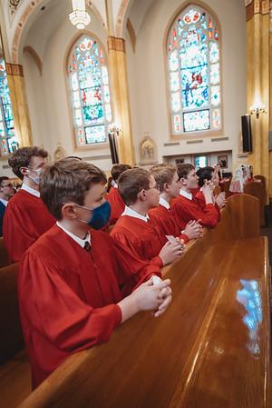 _NIK0540 St  Mary Confirmations FSSP 2021 Bishop Coffey