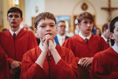 _NIK0523 St  Mary Confirmations FSSP 2021 Bishop Coffey