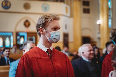 _NIK0517 St  Mary Confirmations FSSP 2021 Bishop Coffey