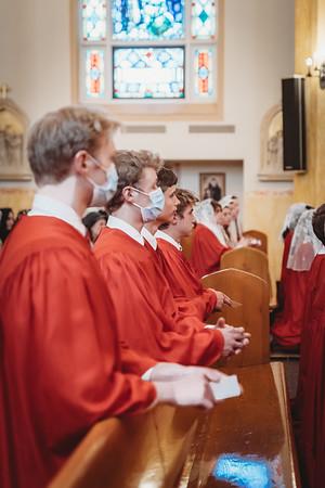 _NIK0535 St  Mary Confirmations FSSP 2021 Bishop Coffey