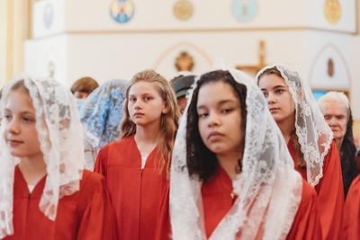 _NIK0508 St  Mary Confirmations FSSP 2021 Bishop Coffey