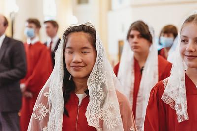 _NIK0511 St  Mary Confirmations FSSP 2021 Bishop Coffey