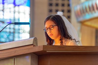 Confirmation Mass 5-20-18-20