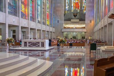 Confirmation Mass 5-20-18-3