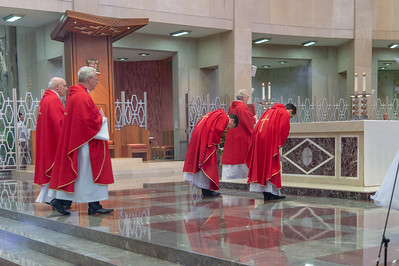 Confirmation Mass 5-20-18-13