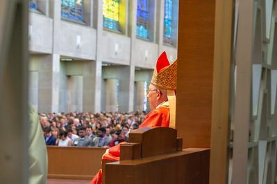 Confirmation Mass 5-20-18-17