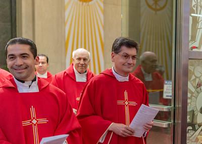 Confirmation Mass 5-20-18-9