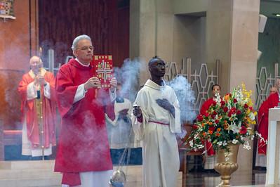 Confirmation Mass 5-20-18-22