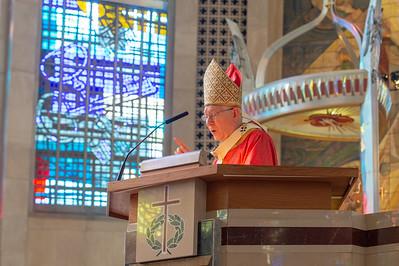 Confirmation Mass 5-20-18-28