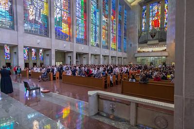 Confirmation Mass 5-20-18-2