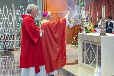 Confirmation Mass 5-20-18-14