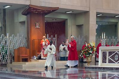Confirmation Mass 5-20-18-21