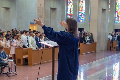 Confirmation Mass 5-20-18-16