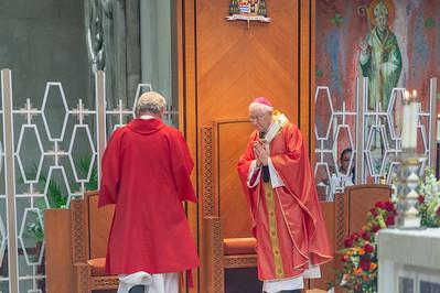 Confirmation Mass 5-20-18-15