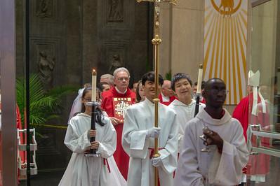 Confirmation Mass 5-20-18-7