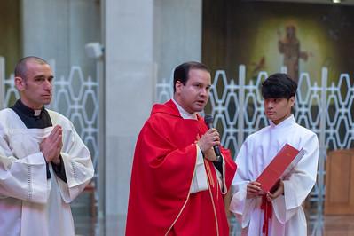 Confirmation Mass 5-20-18-24