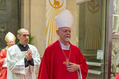 Confirmation Mass 5-20-18-11