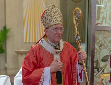 Confirmation Mass 5-20-18-12