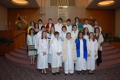 Mount Zion Confirmation 2009