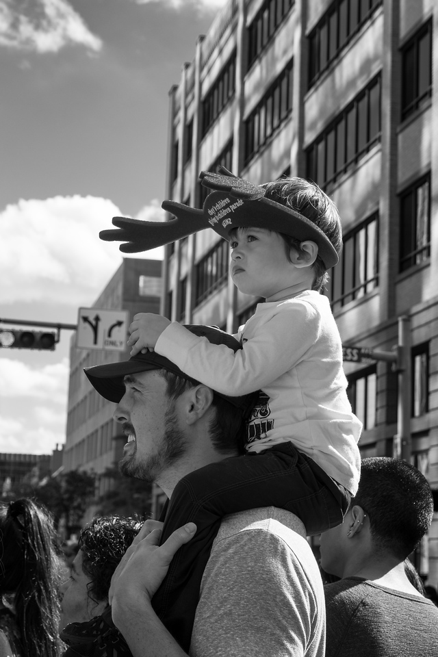 Chuy's Children Giving To Children Parade.  http://www.chuysparade.com