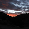 Sunrise Over Ryans Cam in Joshua Tree National Park