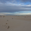 Morning on the Sand Dunes
