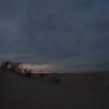 Sunset Storm on the Horizon