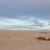 Sand Dunes at Sunrise