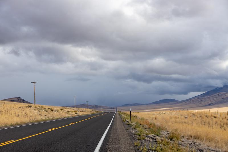 Desert Road Trip to Idaho and Nevada